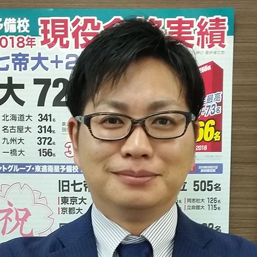 上新庄駅ビル校 校舎長