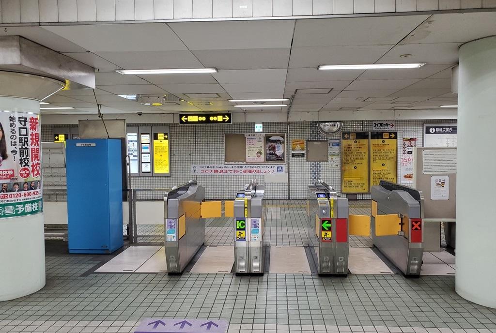 駅からの道順07
