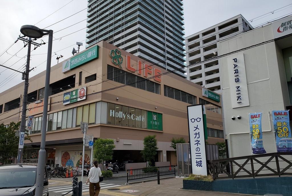 駅からの道順04